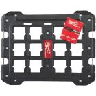 Milwaukee PACKOUT 18.4 In. W x 23.4 In. L Mounting Plate Bracket, 100 Lb. Capacity Image 2