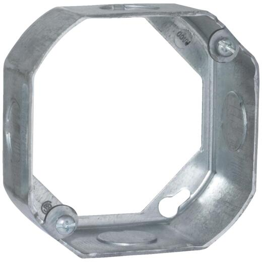 Raco 4 In. x 4 In. x 1-1/2 In. Octagon Box Extension