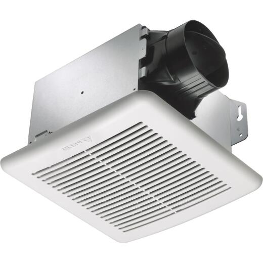 Delta BreezGreenBuilder 100 CFM 1.5 Sone 120V Bath Exhaust Fan with Humidity Sensor