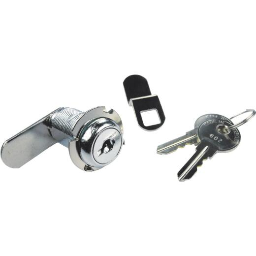 Seachoice 1-1/8 In. Chrome Finished Steel Cam Lock