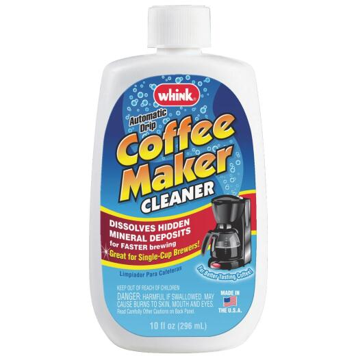 Whink 10 Oz. Automatic CoffeeMaker Cleaner