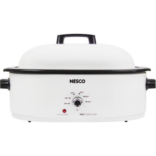Nesco 18 Qt. Ivory Electric Roaster
