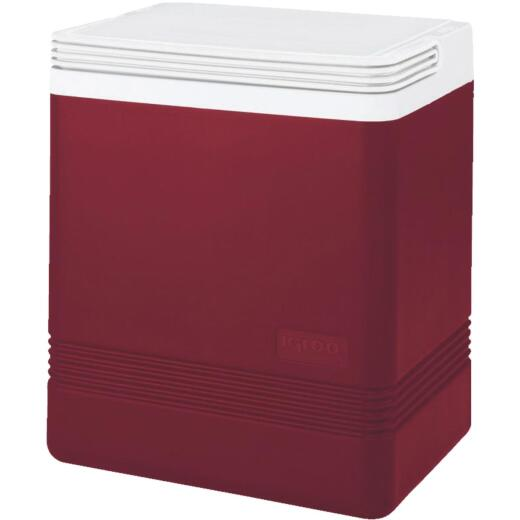Igloo Legend 17 Qt. Cooler, Red