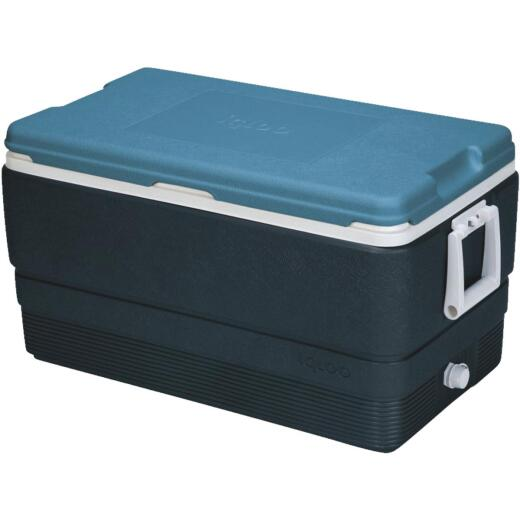 Igloo Ultra MaxCold 70 Qt. Cooler, Blue