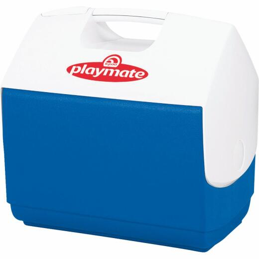 Igloo Playmate Elite 16 Qt. Cooler, Blue