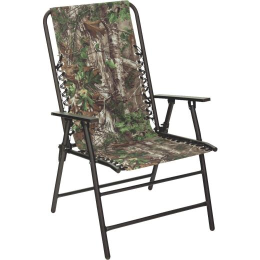 RealTree Camo Oxford Folding Chair