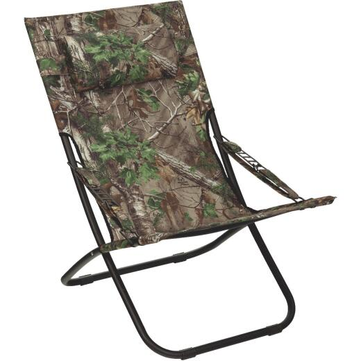 Outdoor Expressions Folding Real Tree Hammock Chair