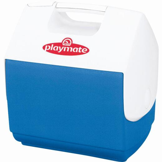 Igloo Playmate Pal 7 Qt. Cooler, Blue